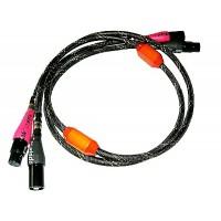 FA-Gold B | XLR-Kabel | 2 x 1 m